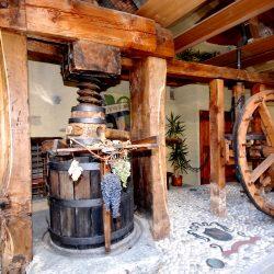 Vana marjapress